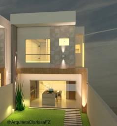 Casa duplex em Aracruz