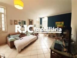 Casa à venda com 5 dormitórios em Alto da boa vista, Rio de janeiro cod:MBCA50080