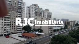 Apartamento à venda com 2 dormitórios em Praça da bandeira, Rio de janeiro cod:MBAP23658
