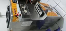 Máquina De Sorvete e AÇAÍ expresso 825b-p com Conservação Noturna