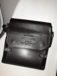Bolsa de couro POLO original
