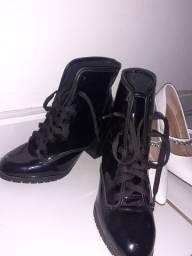 15 roupa $30 calçados