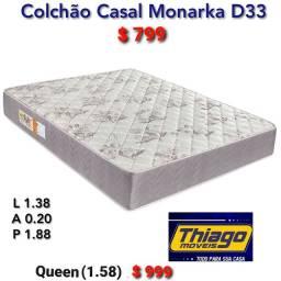 Colchão Queen D33