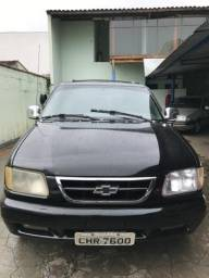 Blazer Executive V6 1997 Preta R$14.500