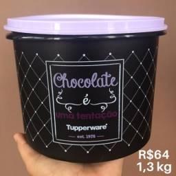 Tupperware- Porta mantimentos linha Bistrô (preços nas imagens)