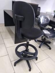Cadeira caixa mercado alta nova