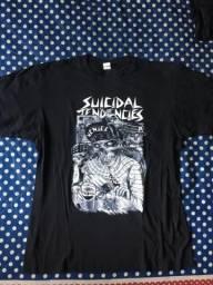 Camisetas de Rock Importadas (Americanas)
