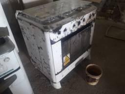 Reforma e manutenção de fogão geladeira etc
