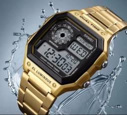 Relógio Skmei Digital Vintage