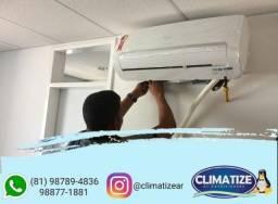 Climatize Ar Condicionados