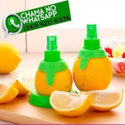 Kit Spray Pulverizador Frutas * Fazemos Entregas