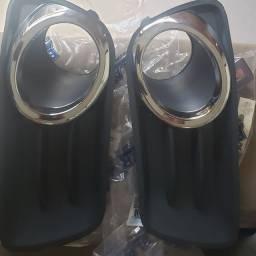 Grade moldura parachoque Palio