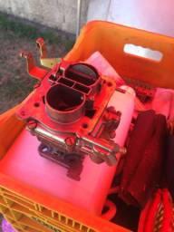 Carburador de chevette 2 estágios