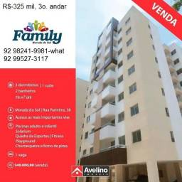 Apartamento Family - Morada do Sol