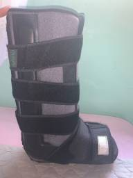 Bota Robofoot Ortopédica imobilizadora longa