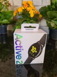 Samsung Watch Active 2 44mm Lacrado Novo Preto
