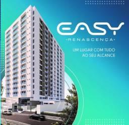 Apartamento no Renascença com 1 ou 2 Suítes com 2 vagas, em frente ao Ceuma - EASY