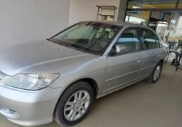 Honda civic 1.7 excelente carro, com melhores taxas e de qualidade