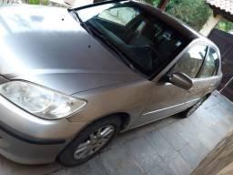 Honda civic lx 1,7 - gasolina -ar