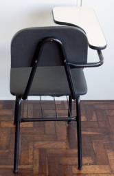 Cadeiras Univérsitarias C/ Porta Livros 29 Unidades