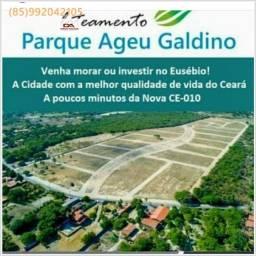 Título do anúncio: Lotes no Eusébio // vem garantir o seu &&