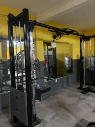 Aparelhos de Musculação para academia Cyber Gym linha Smart