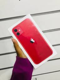 iPhone 11 128gb Red lacrado (Olindaimport)