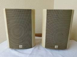 """Par de caixas AR Acoustic Research """"the edge"""" 150w 2Way"""