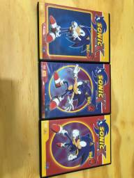 Dvd Sonic X