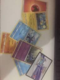 200 cartas Pokémon, pack fechado