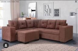 Sofá de cliente