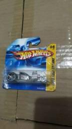 Miniatura Carrinho Hot Wheels Ratbomb