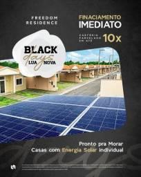 Marinho -Araçagy> Casas c/ 113m² prontas > Energia Solar