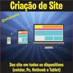 Criação de sites desenvolvimento de sites