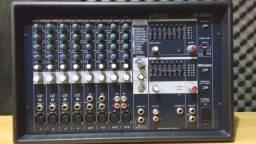 Cabeçote amplificado Yamaha EMX 212S