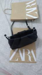 Bolsa de couro Zara Nova