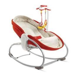 Cadeira de Descanso - 3 em 1 - Rocker Napper - Vermelho - Tiny Love