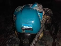 Rossadeira marca Makita a gasolina