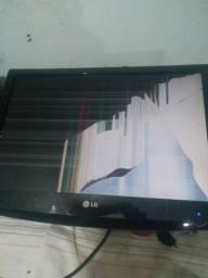 Vende se tv LG 22 polegadas para retirada de peças