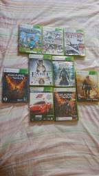 Vendo jogos original de Xbox 360