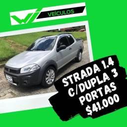 Fiat Strada 1.4 Cabine Dupla 2014