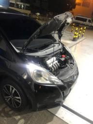 Honda FIT DX 12/13 MT