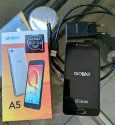 Alcatel A5 MAX 32GB Ram 3GB completo