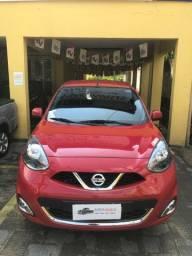Nissan March 1.6 SL - 2017 Automático