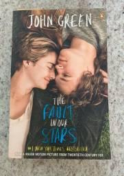 Livro The fault in our stars (em inglês)