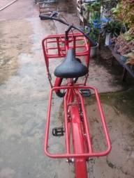 Vendo bicicleta de carga otima