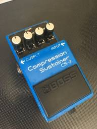 Pedal Boss CS-3 Compression Sustainer - Black Label Taiwan