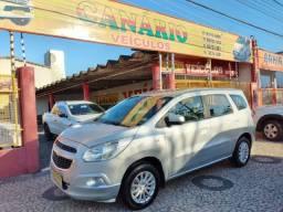 Chevrolet/Spin 1.8l At Lt 2013/2013 Prata Flex