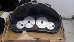 Painel de Instrumentos do Peugeot 206 Novo, Com uma entrada.
