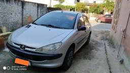 Carro Peugeot 206 flex 1.4